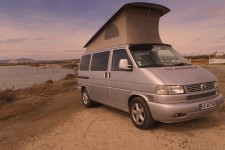 VW T4 Multivan Westfalia Grid garde - HV
