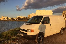 VW T4 Transporter Love - HV