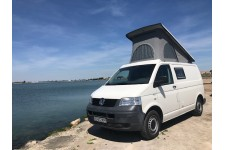 VW T5 Transporter toit relevable